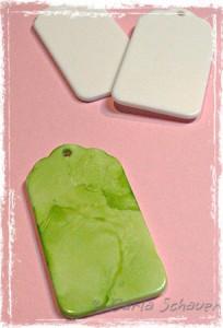 Buttons Galore & More Pendant by Carla Schauer