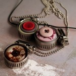 Upcycled Jewelry with Buttons and Hardware