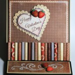 Valentine's Day Craft ideas Sweet Surprise Valentine Card by Allie Gower