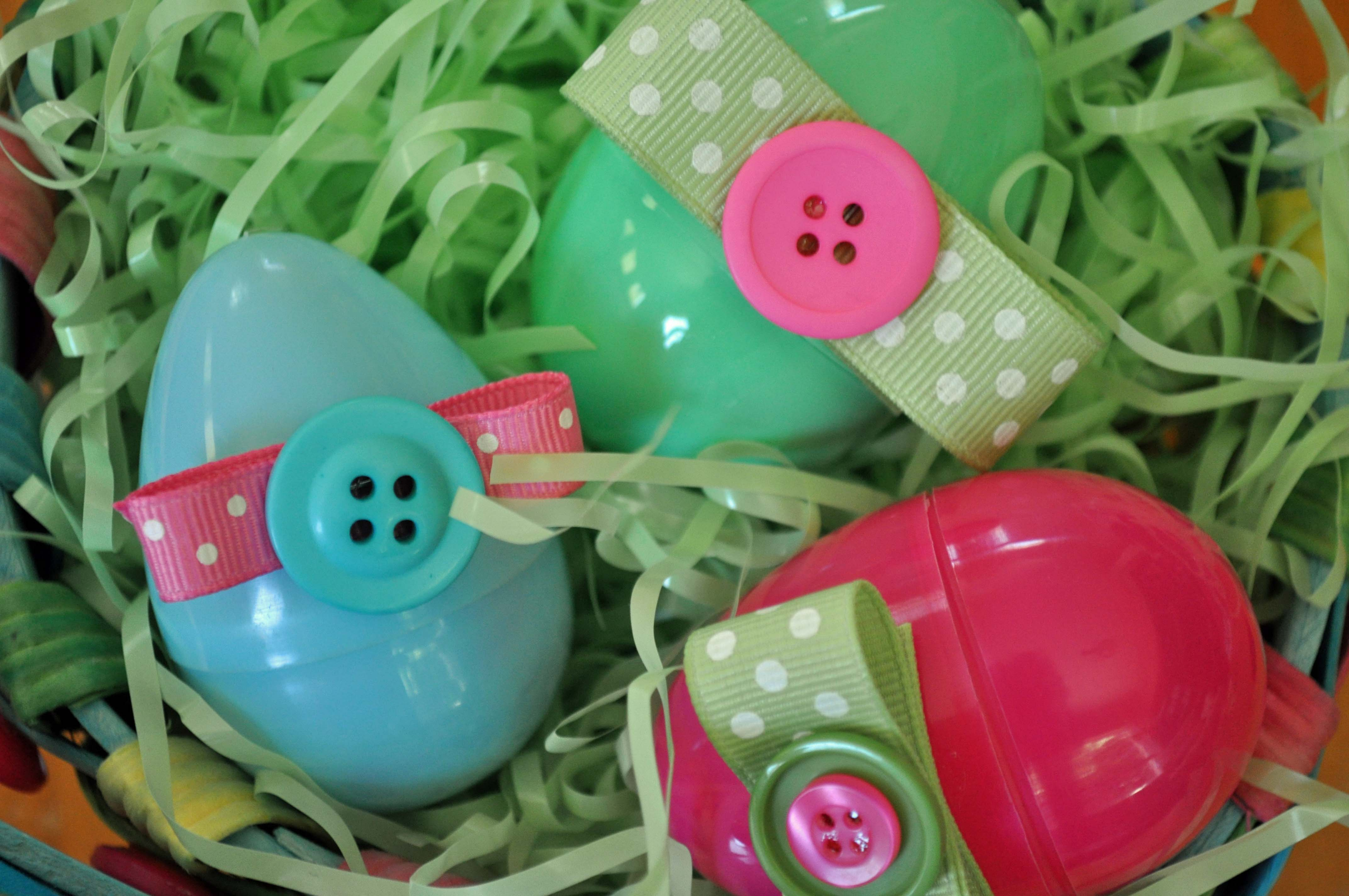 Easter Basket Ideas For Crafters Buttonsgaloreandmore