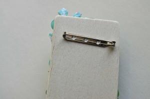 Easter Pin Glue Pin Back
