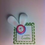 Sunday Cardmaking: Make an Easter Magnet