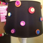 Embellished lamp shade-15 MINUTE Friday
