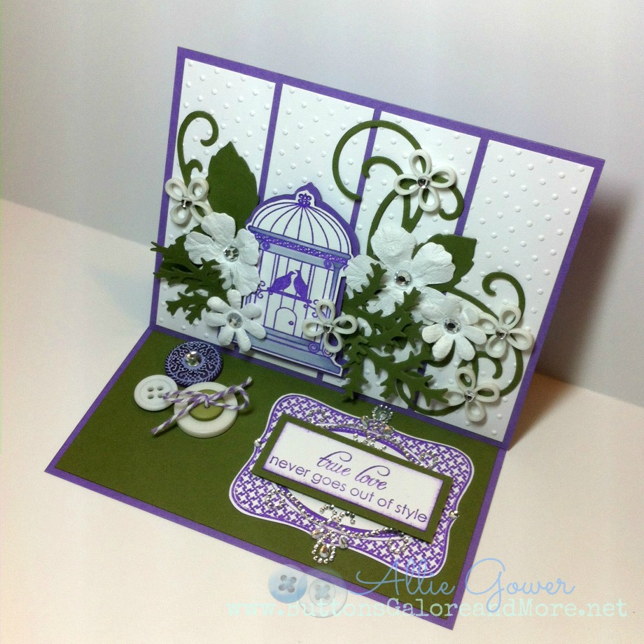 Wedding Easel Card