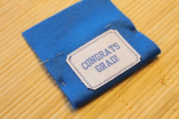 Graduate Gift Card Holder