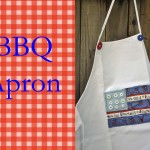 Make a 4th of July BBQ Apron