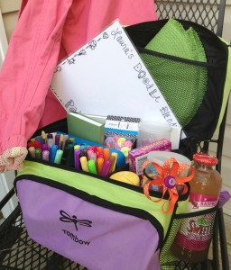 DoodlePicnicPacking