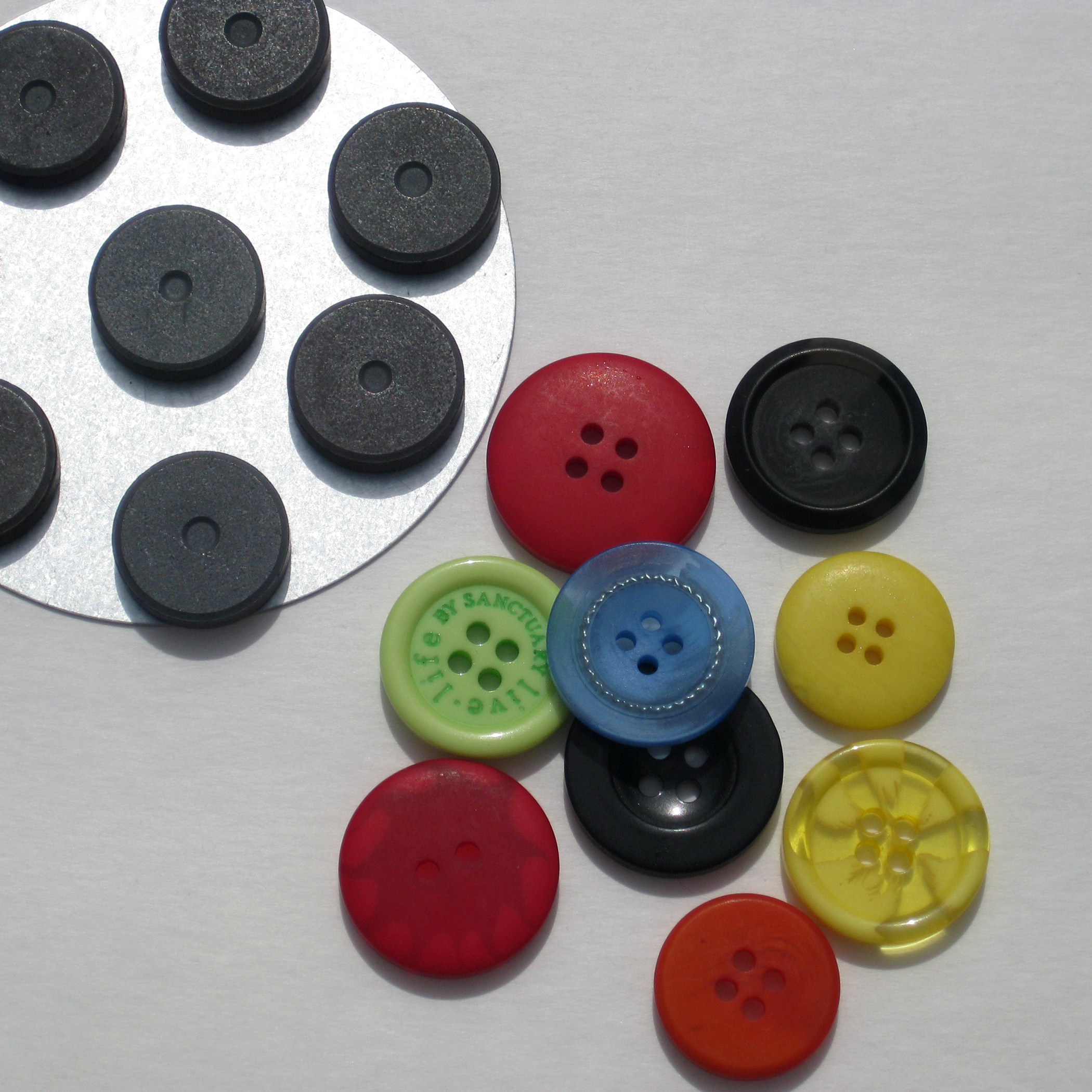 Making Button Magnets