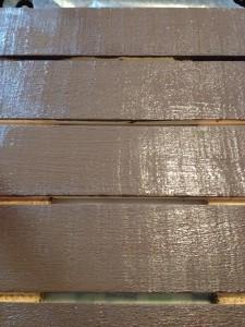 pallet painted brown (768x1024)