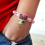 Sweet Rubber Band Bracelets
