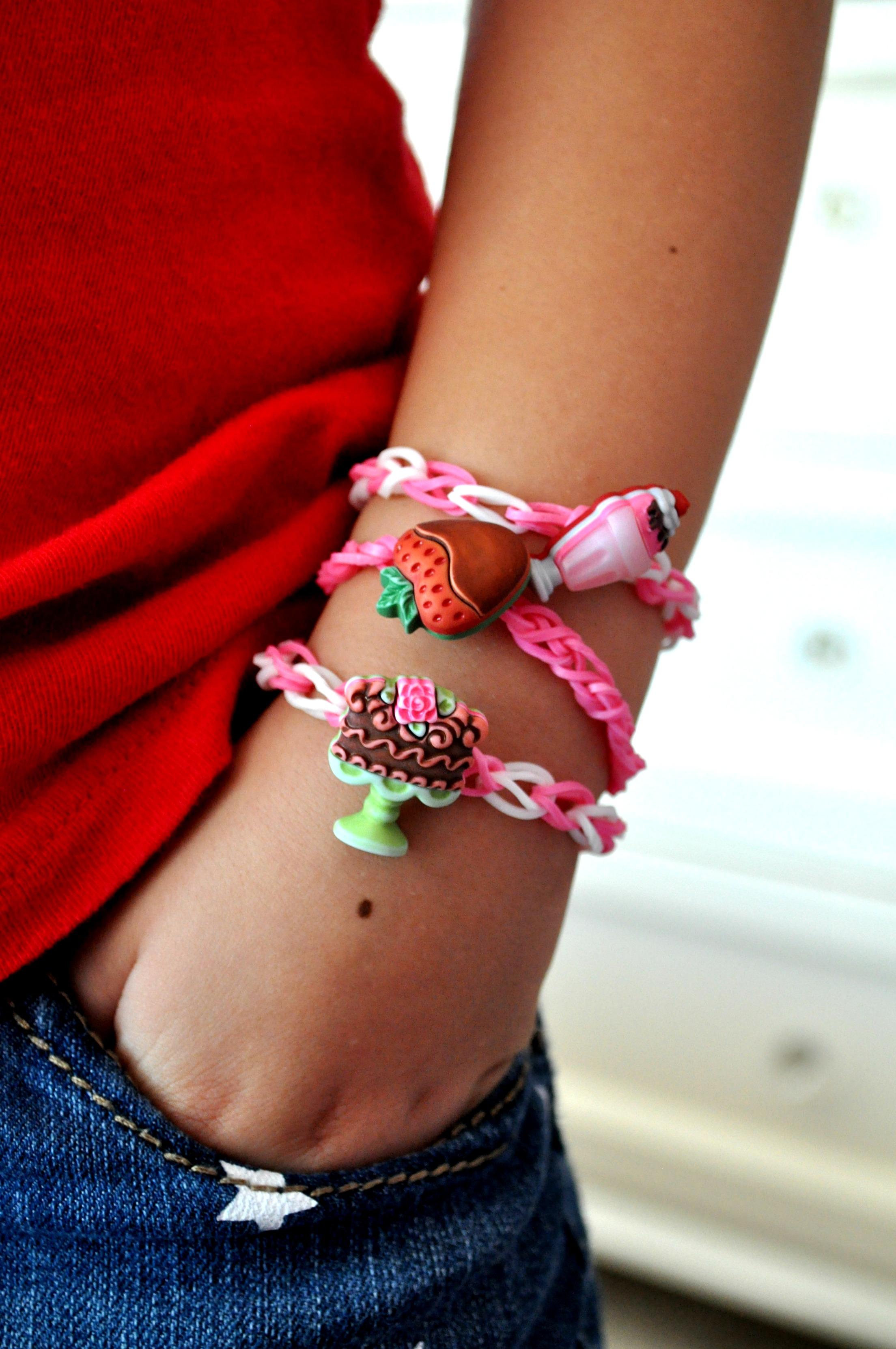 rubber band bracelet loom instructions