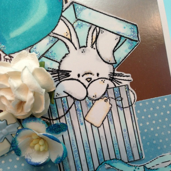 Bebunni Blue Birthday