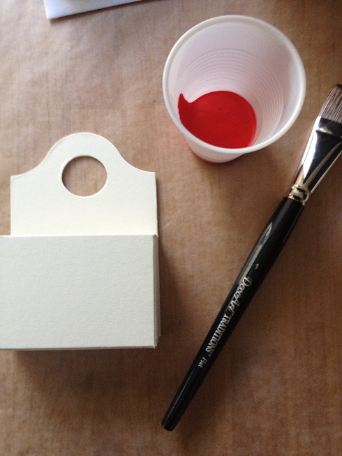 paint box red