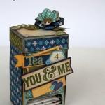Altered Tea Box
