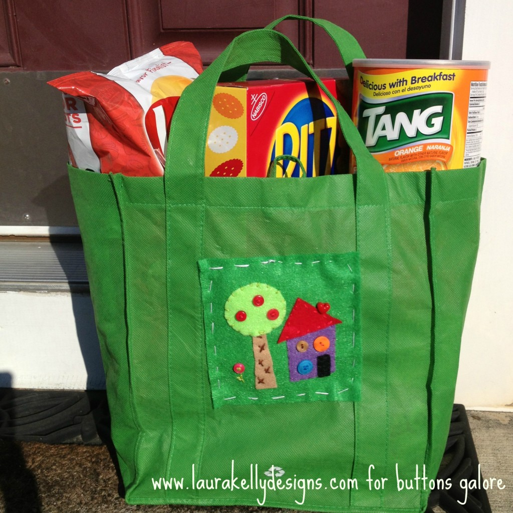 Up-cycle Reusable Shopping Bags for Earth Day - Fifteen MINUTE Friday