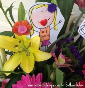Flower Pick Mom