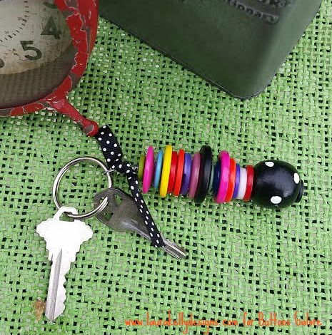 Button Stack Keyring Final