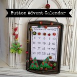 Advent Calendar with BUTTONS - Fifteen MINUTE Friday
