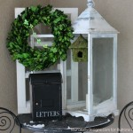 Mini Shamrock Garland - Fifteen MINUTE Friday