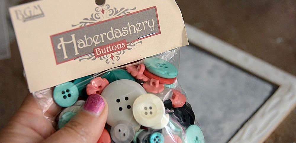Buttons Galore Vintage Vogue buttons