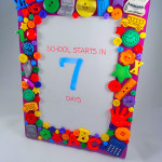 Back to School Photo Frame by Lorrie McCullers
