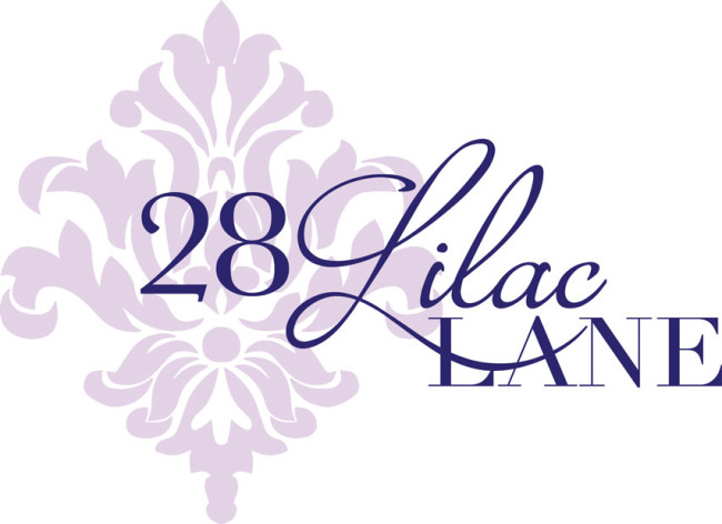 28 Lilac Lane is designed by May Flaum for Buttons Galore & More