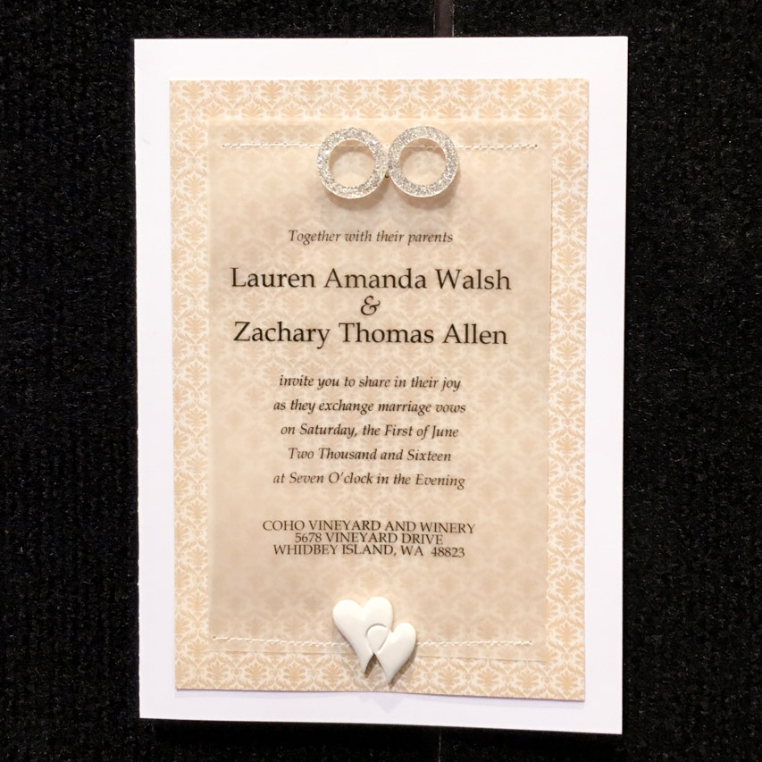 Quick Wedding Invitations was very inspiring ideas you may choose for invitation ideas