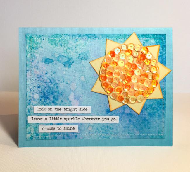 Bright Side Card