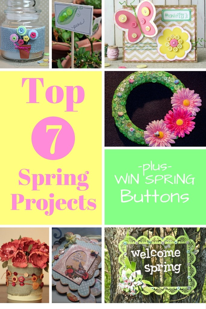 Top Spring Button Projects
