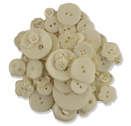 Haberdashery buttons