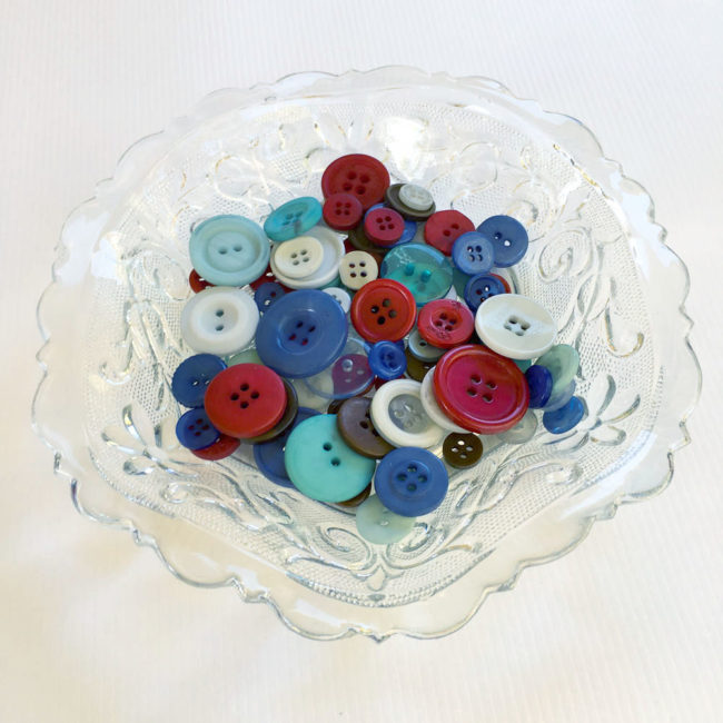 Winter Wonderland Button Bonanza by Buttons Galore