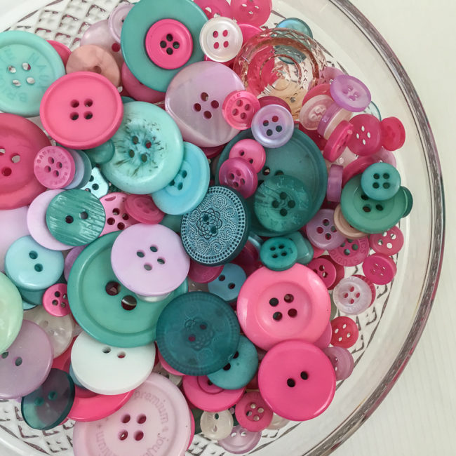 Party Time Button Basics by Buttons Galore