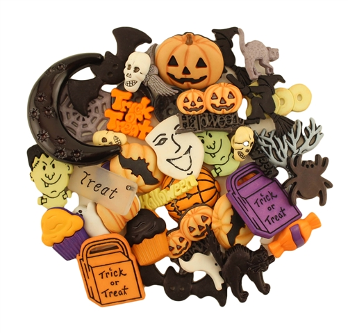 Halloween Value Pack by Buttons Galore