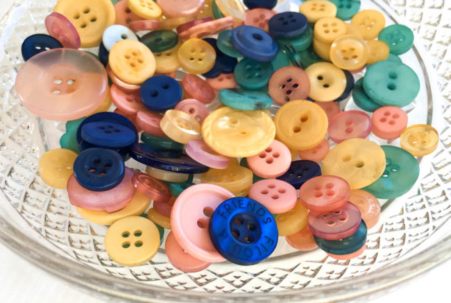 Glam Girl Button Bonanza by Buttons Galore