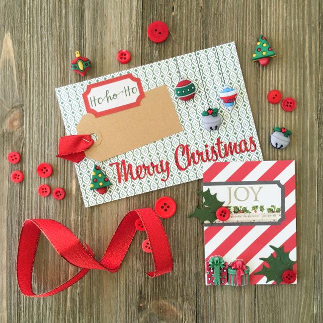December Album Cards
