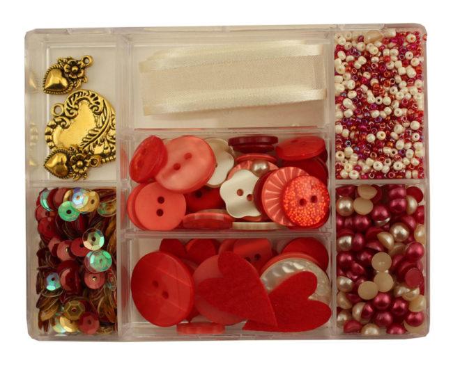 28 Lilac Lane Love Story embellishment kit