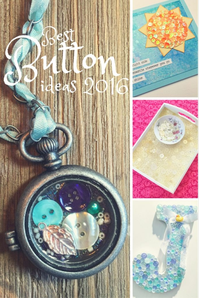 Best of Button Projects 2016