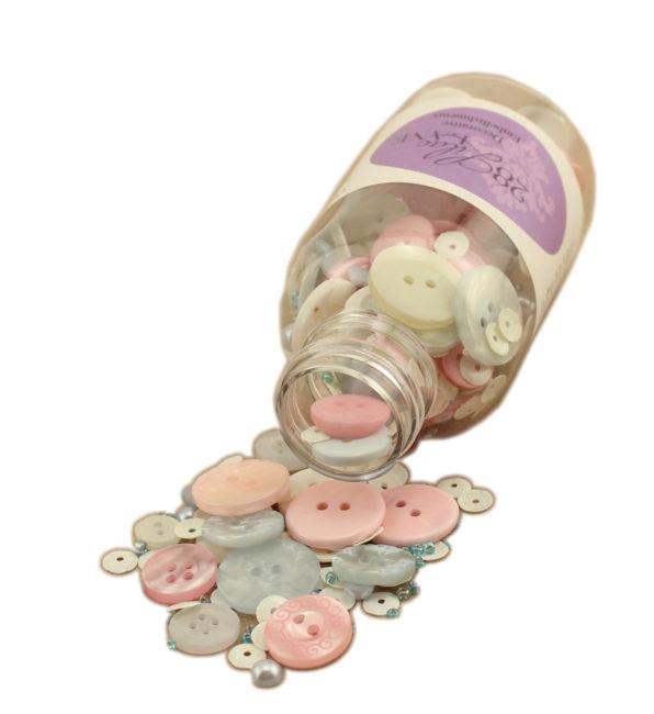 Cotton Candy Embellishment Bottle