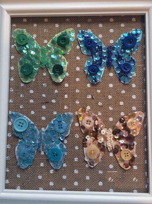 Butterfly Framed Art 3