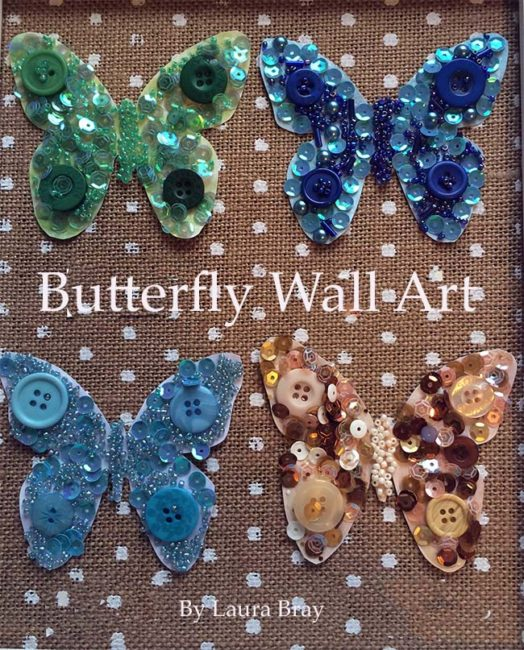 Butterfly Wall Art 1