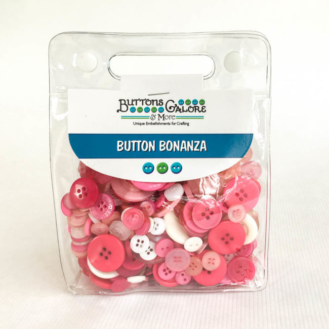 Bubblegum Button Bonanza
