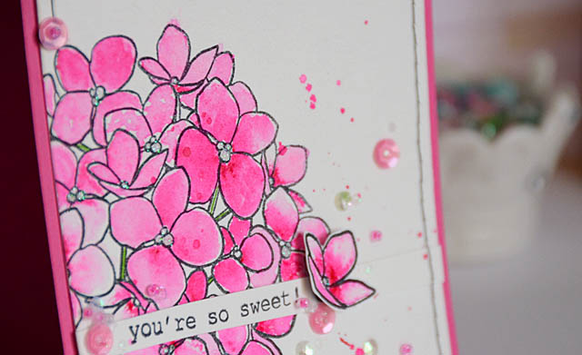 You're So Sweet Card by May Flaum