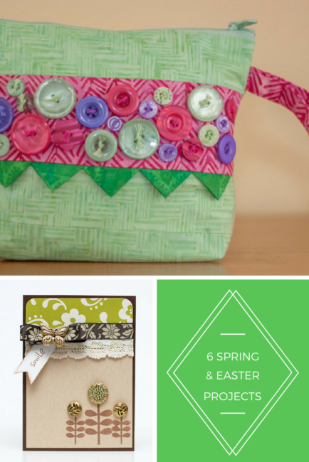 Spring Crafts Round-Up